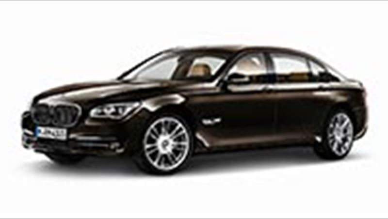 2015 BMW 7 Series Individual Final Edition