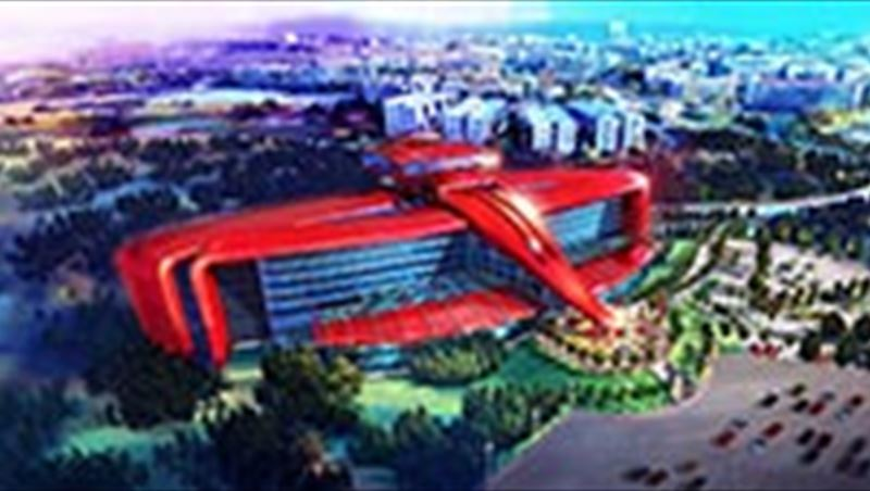 2015 Ferrari Land to be developed in Spain