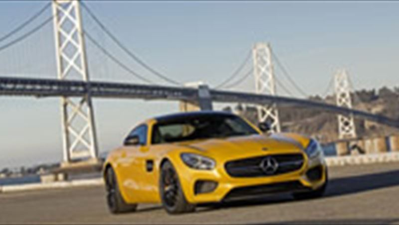 2016 AMG GT S