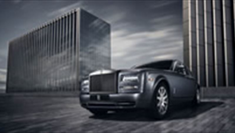 2015 Phantom Metropolitan Collection