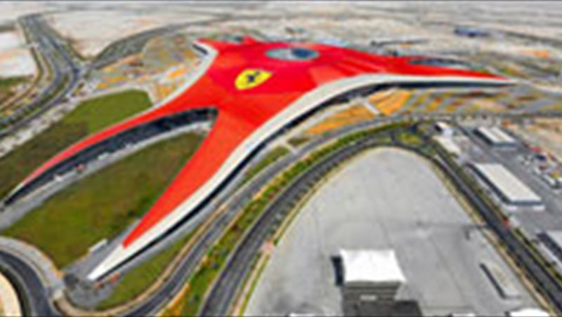 2010 Ferrari World Abu Dhabi announces early opening plans