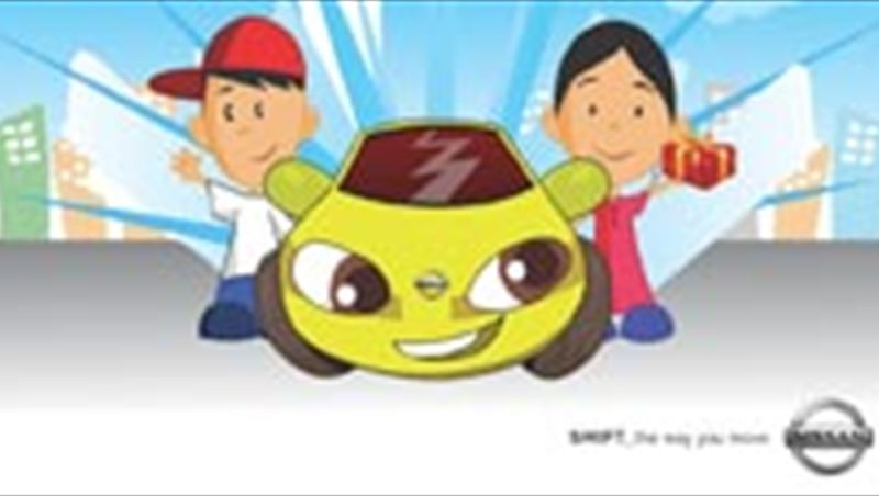 2010 Nissan Middle East Launches Be Safe with Nissan