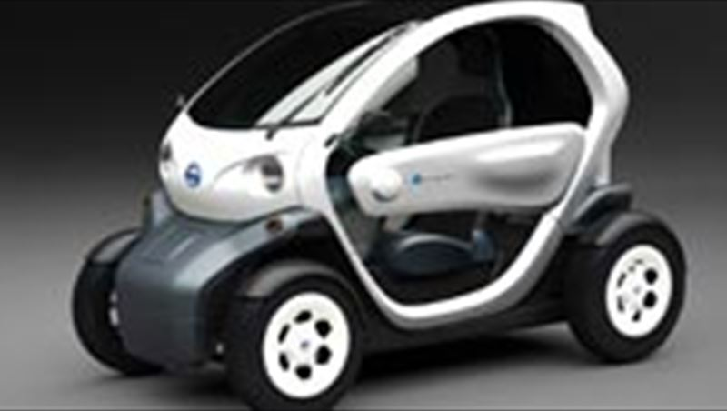 2010 New Mobility Concept for Sustainable Zero-Emission Society