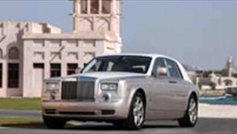 2010 ME Bespoke Rolls-Royce Phantom Arrives to the Region