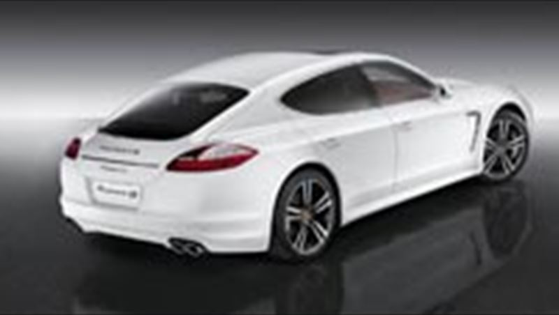 2011 Panamera 4S Exclusive  Middle East Edition
