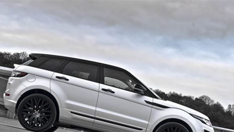 2015 Land Rover Evoque RS 250