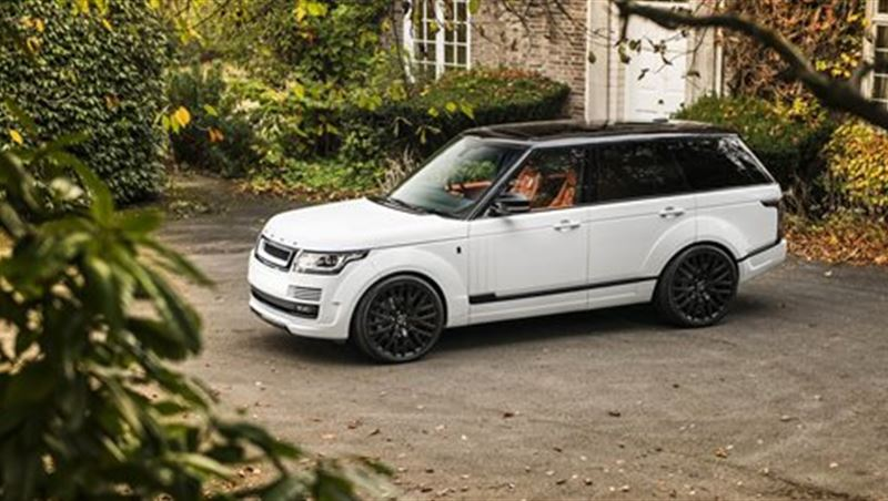 2015 Land Rover Range Rover RS 600