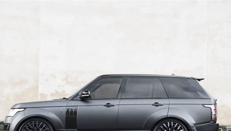 2015 Land Rover Range Rover RS 650