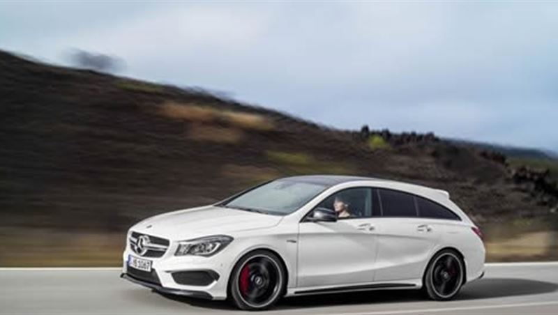 2015 CLA 45 AMG Shooting Brake
