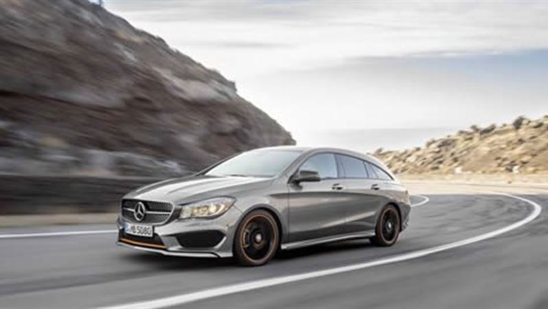 2015 CLA Shooting Brake