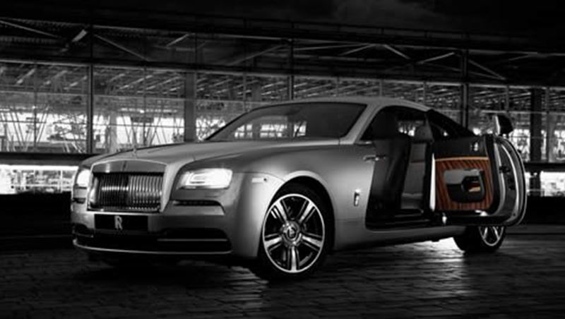 2015 Wraith Inspired by Film