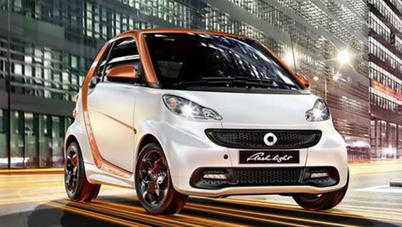 2015 fortwo edition flashlight