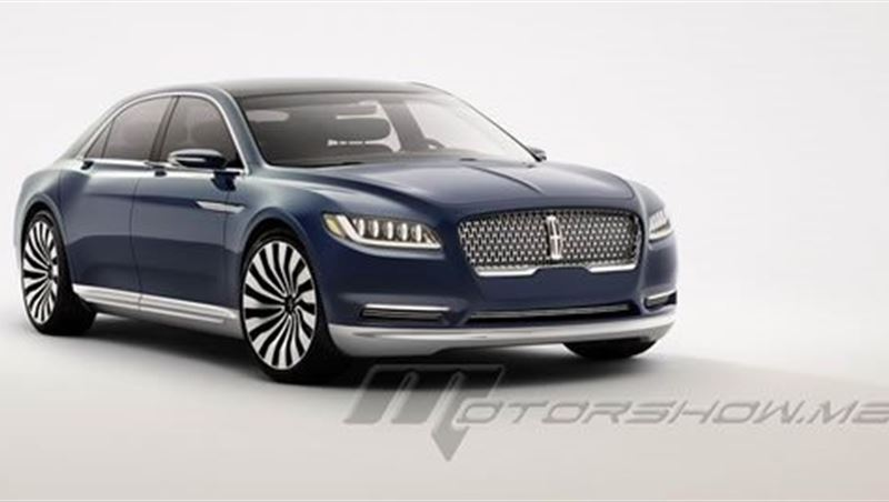 2016 Continental Concept