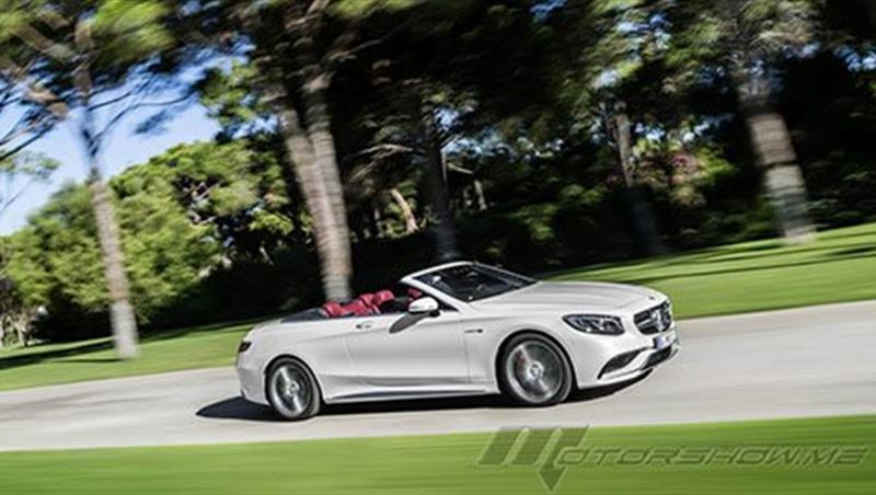 2016 S 63 4MATIC Cabriolet