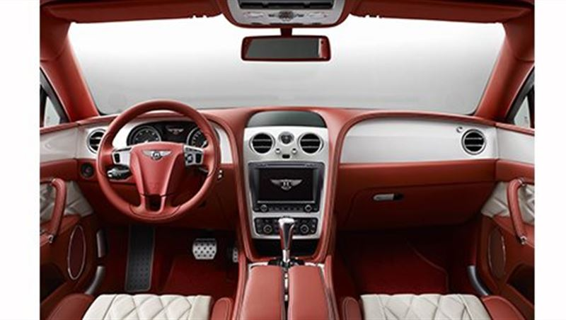 2016 Continental Flying Spur Mulliner
