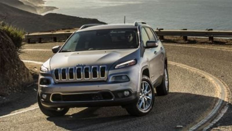 2016 Cherokee Limited