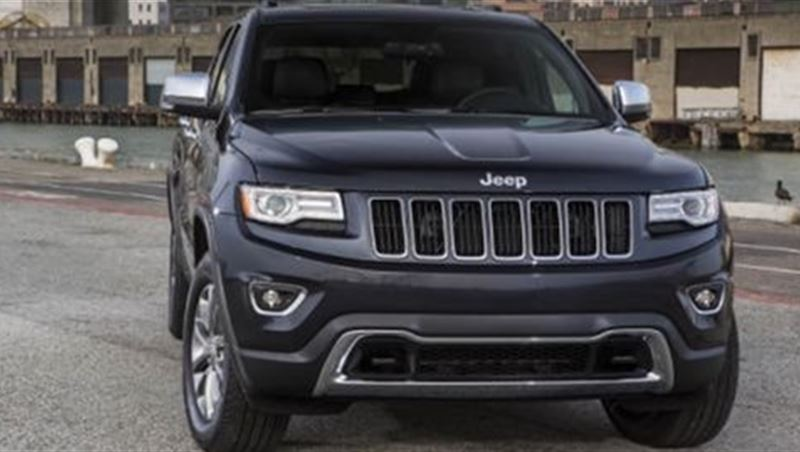 2016 Grand Cherokee Limited
