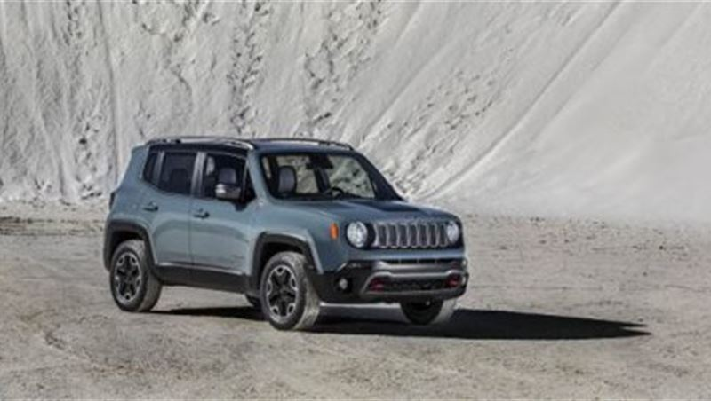 2016 Renegade Trailhawk