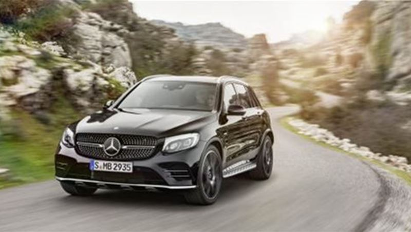 2016 AMG GLC 43 4MATIC
