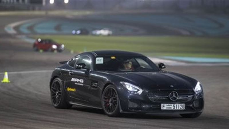 2016 AMG World of Driving Performance