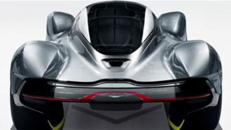 2016 AM-RB 001 Hypercar