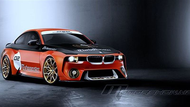 2016 BMW 2002 Hommage Turbocharged