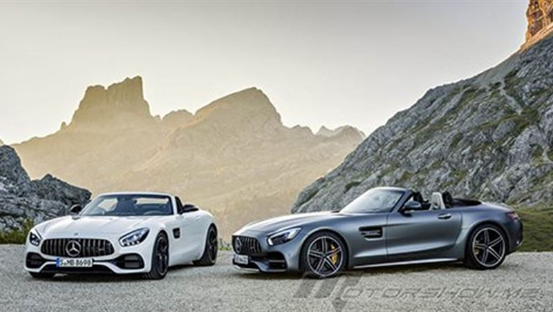 2017 AMG GT Roadster