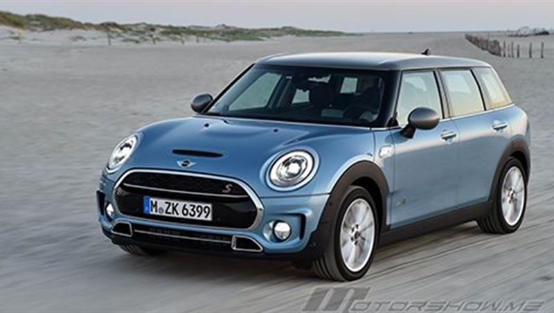 2017 Cooper SD Clubman ALL4