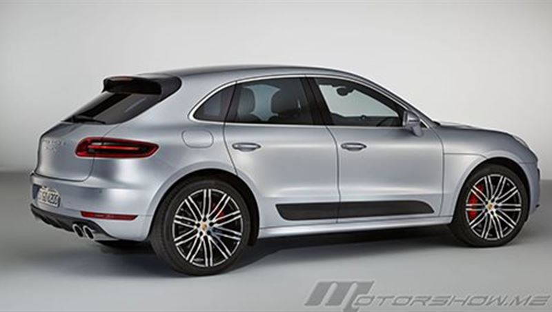 2017 Macan Turbo Performance Package