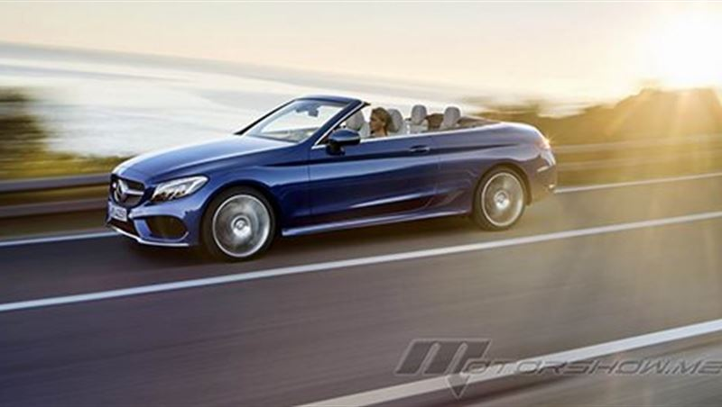 2017 AMG C 63 and C 43 Cabriolet