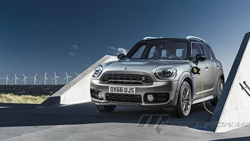 2017 Cooper S E Countryman ALL4