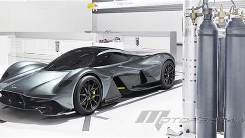 2017 AM-RB 001 Hypercar