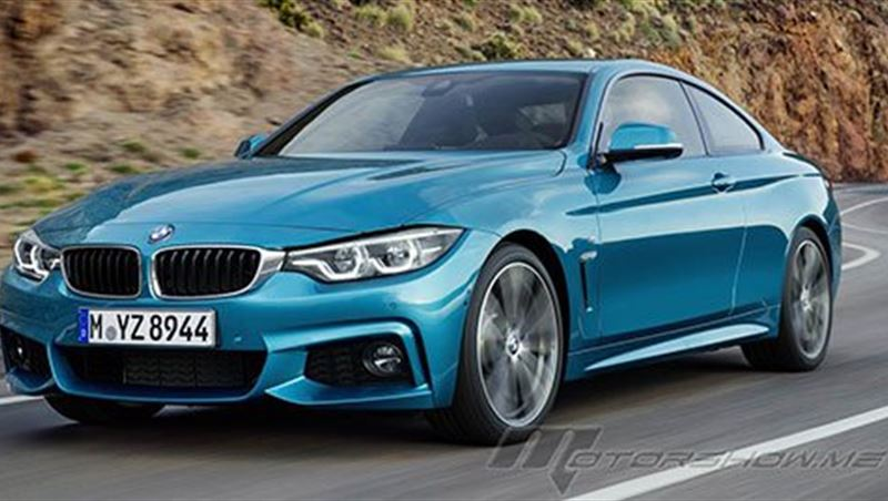 2017 BMW 4 Series M Sport Coupe