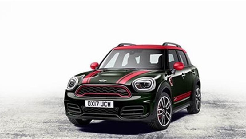 2017 John Cooper Works Countryman