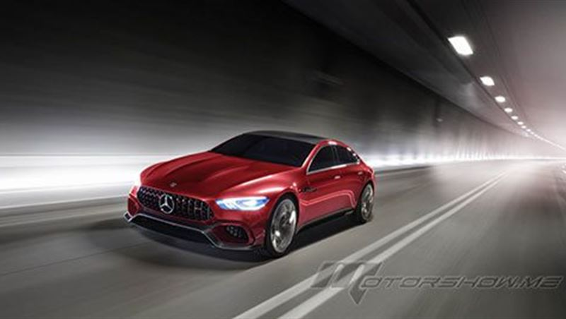 2017 AMG GT Concept