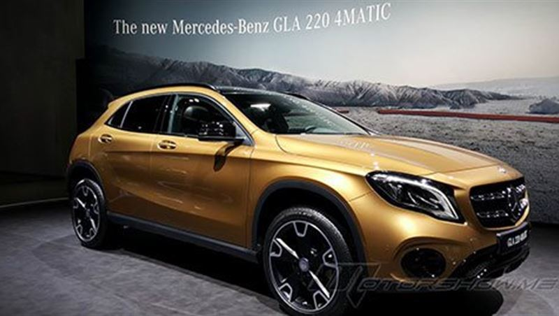 2018 GLA 220 4Matic