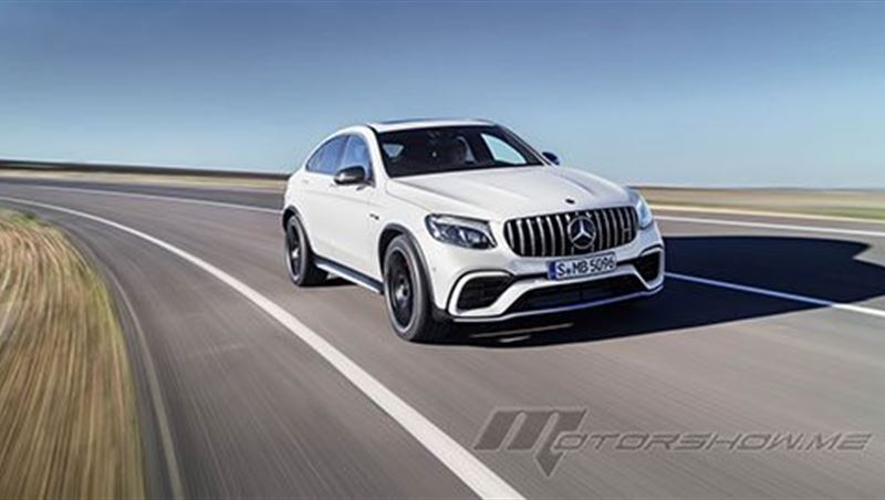 2018 Mercedes-AMG GLC63 Coupe
