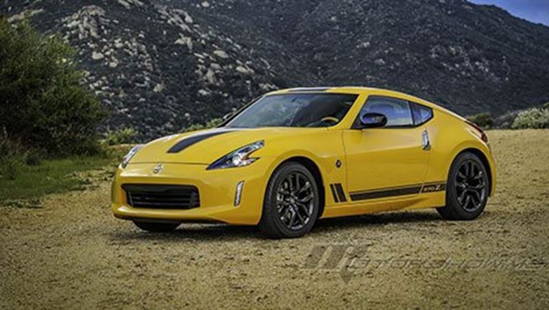 2017 Nissan 370Z Heritage Edition