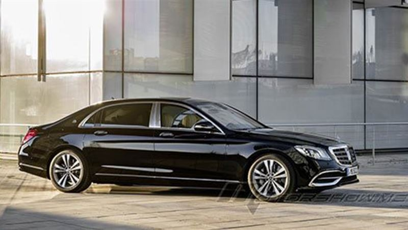 2018 Maybach S 560 4MATIC