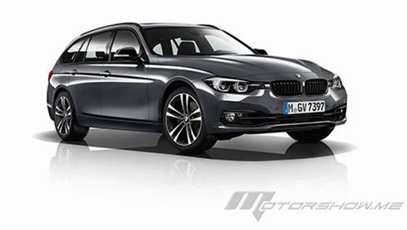 2017 BMW 3 Series Touring Edition