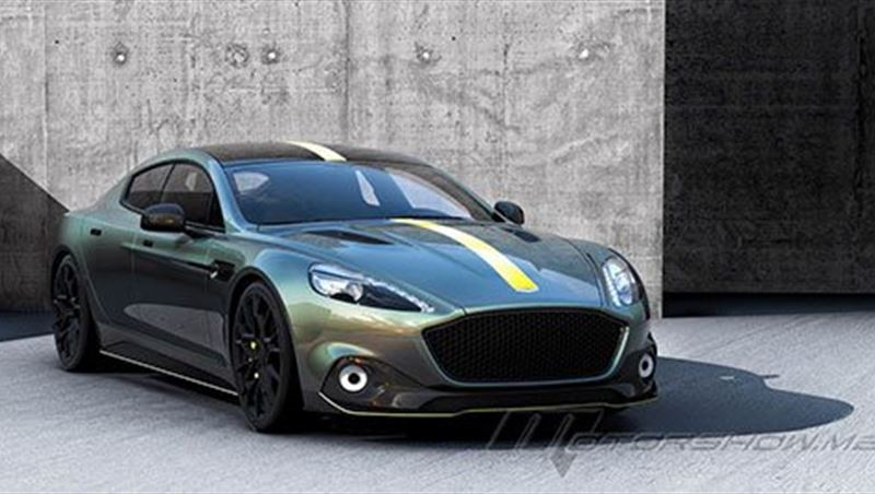 2017 Rapide AMR