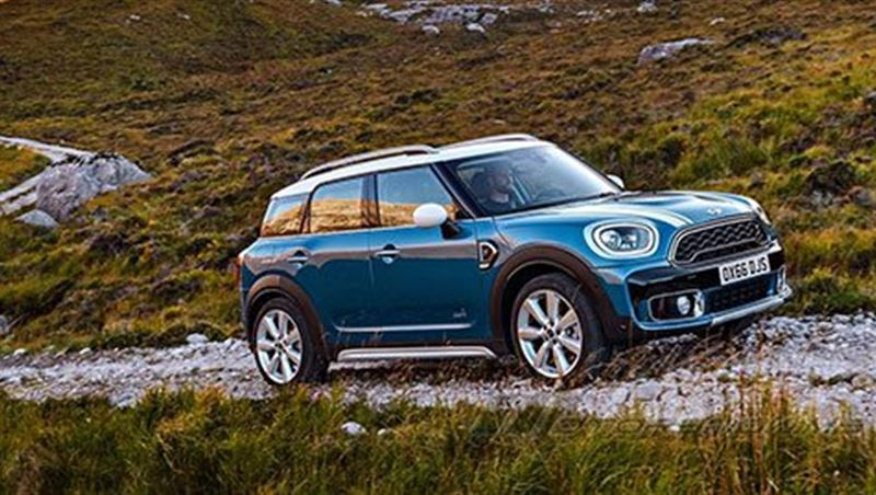 2017 Cooper S Countryman ALL4