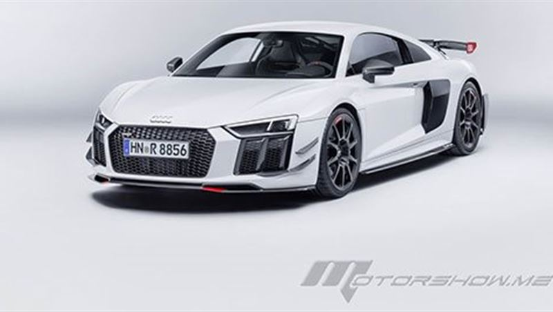 2018 R8 V10 Coupe with Audi Performance Parts