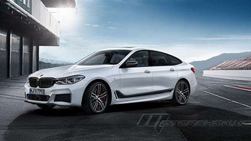 2017 BMW 6 Series Gran Turismo with M Performance Parts