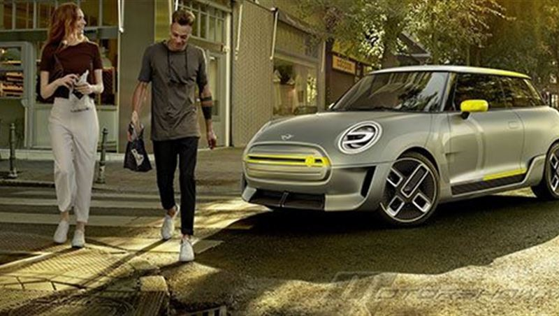 2017 Mini Brand Value is 5 Billion USD