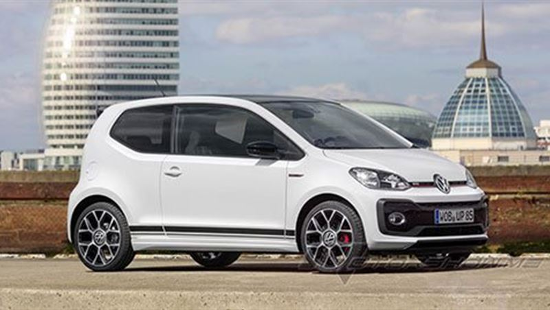 2017 up! GTI Concept Car