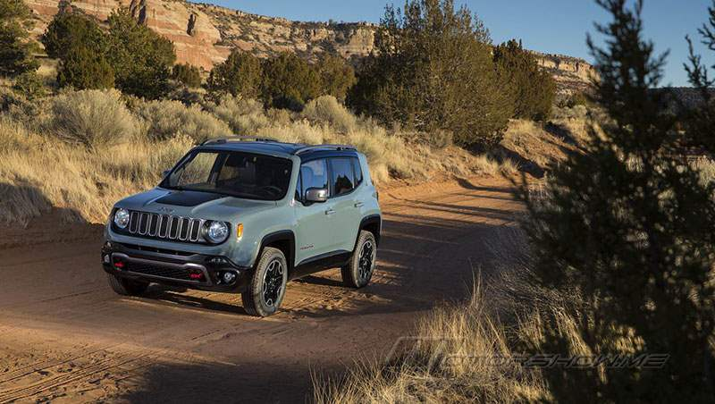 2017 Renegade Trailhawk