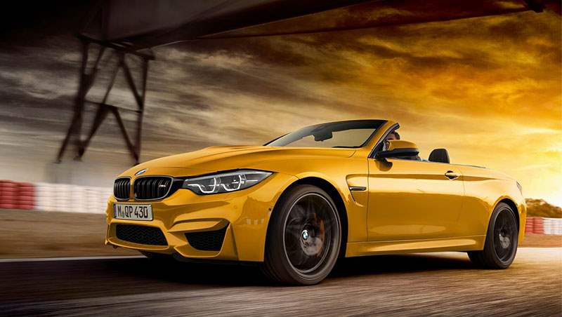 2018 M4 Convertible Edition 30 Jahre
