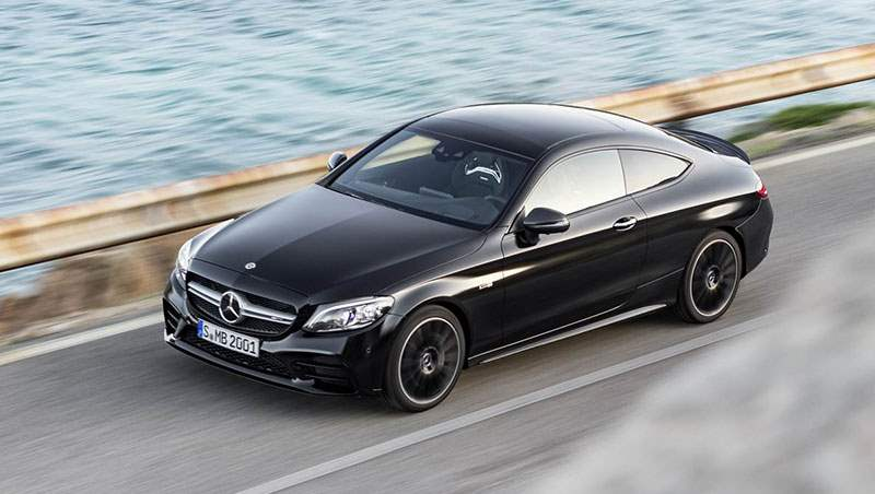 2018 Mercedes-AMG C 43 Coupe