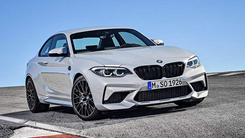 2018 M2 Competition